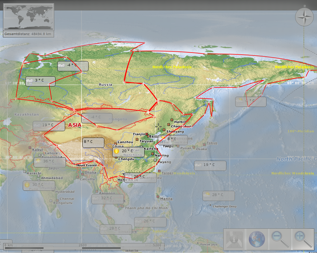 Equal-Area Map Projections with Basemap and matplotlib/pylab